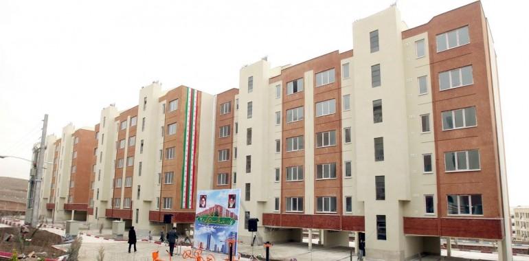 افتتاح ۴۵۰۰ واحد مسکن مهر پردیس تا پایان فروردینماه